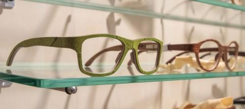 Holzbrillen Optik