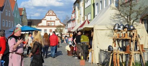Verkaufsoffener Sonntag mit Mittelaltermarkt
