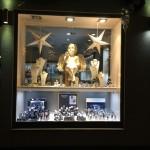 Uhren-Schmuck-Schaufenster