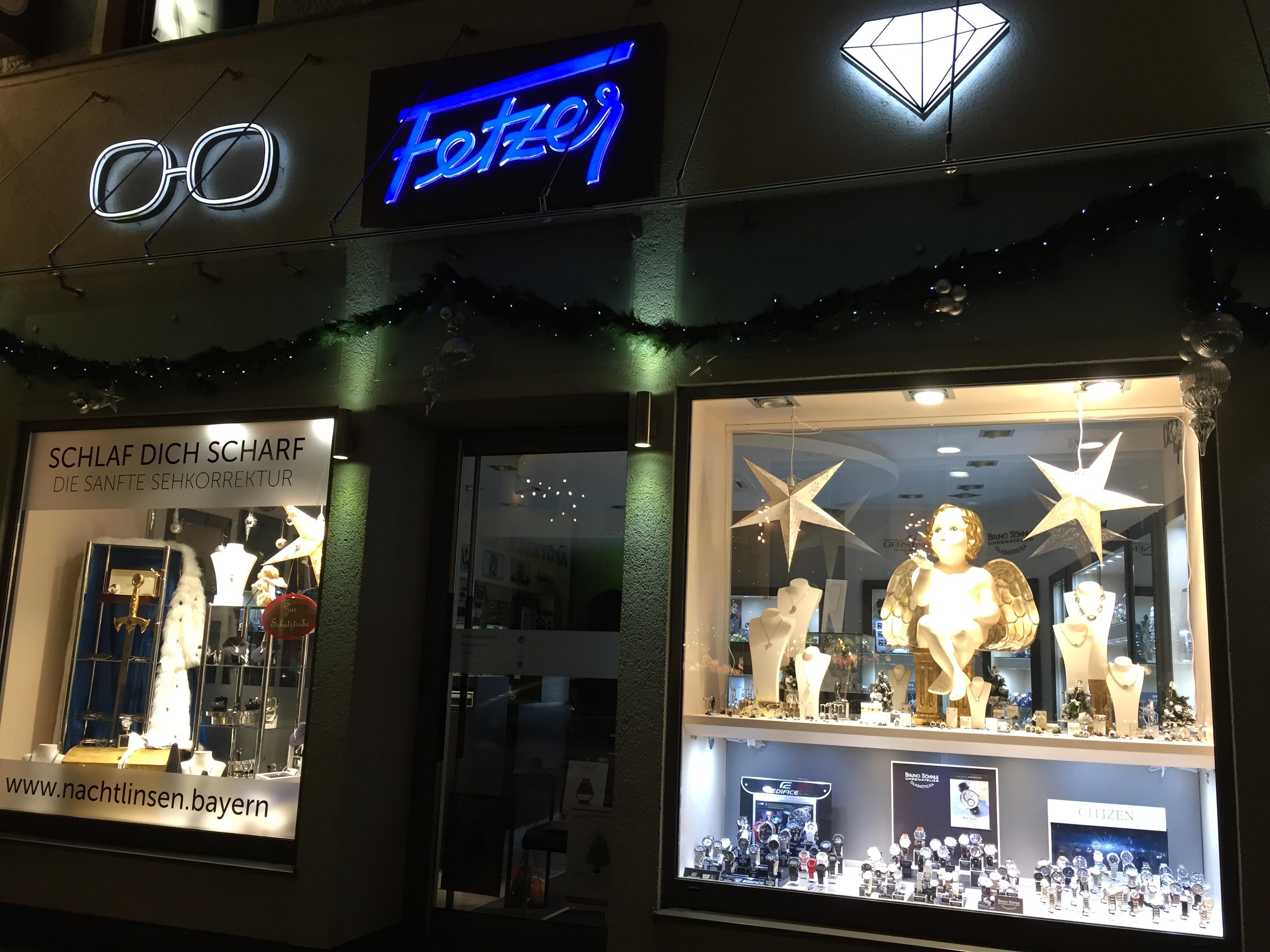 Weihnachtsschaufenster
