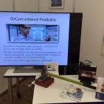 OrCam auf der MeMo