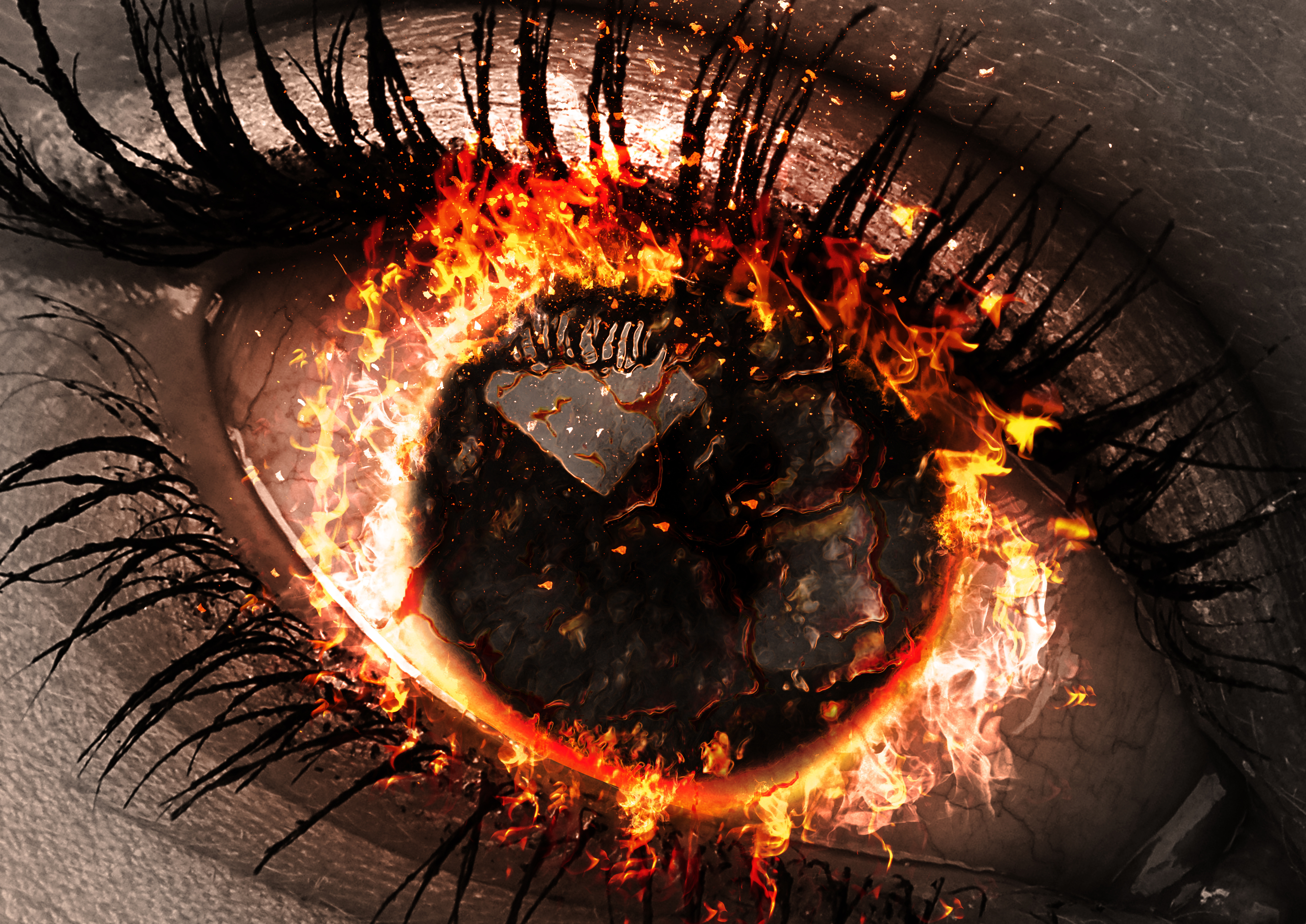 Brennen für die Augenoptik