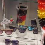 Holz-Sonnenbrillen