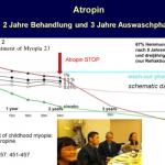 Atropin 2 Jahre Behandlung 3 Jahre Auswaschphase