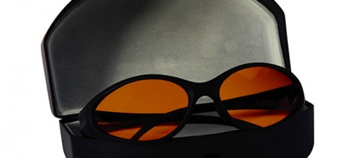 Kantenfilterbrille