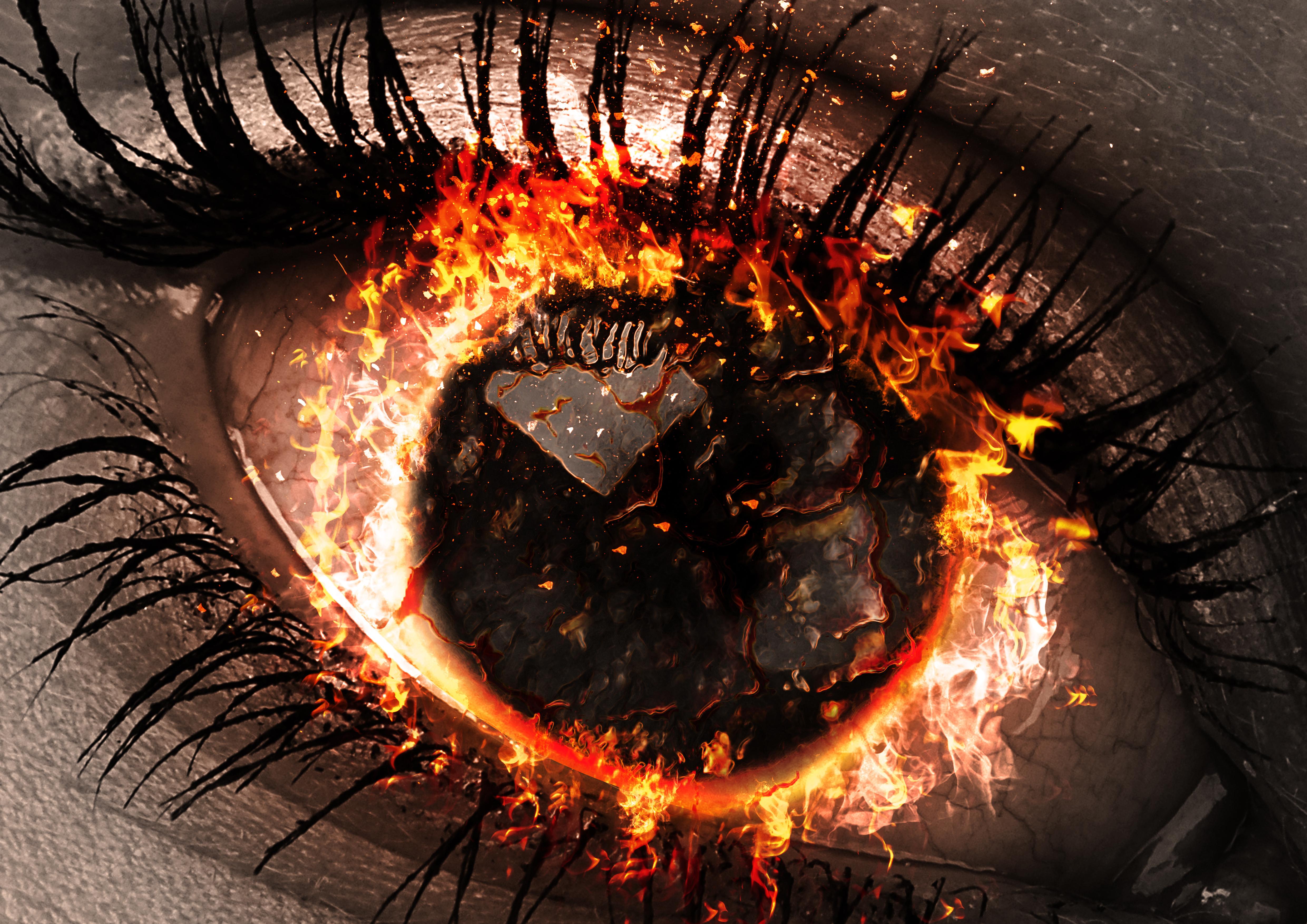 Brennen Ihre Augen?